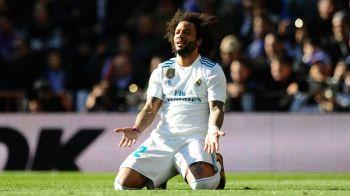 """""""La dracu, ne-am scufundat de tot!"""" Marcelo nu a mai rezistat dupa ce Realul a ramas la 16 puncte in spatele Barcei"""