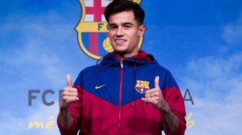 Cum arata sotia noului star de 160 de milioane al Barcelonei. Coutinho si Aine au o poveste asemenatoare cu cea a lui Messi si a Antonellei