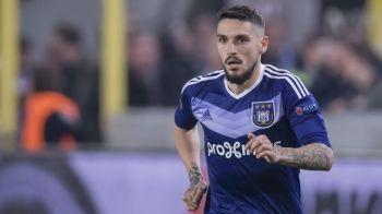 """Stanciu, PRIZONIER la Anderlecht! Belgienii nu cedeaza in negocierile cu Sparta: """"Poate sa ramana aici"""""""