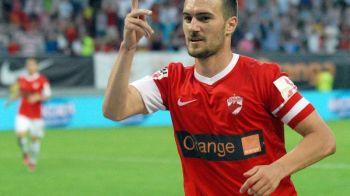 Drama lui Marius Alexe la doar 27 de ani! Atacantul pe care Dinamo spera sa ia milioane a ajuns sa fie dat afara de doua echipe in aceeasi iarna