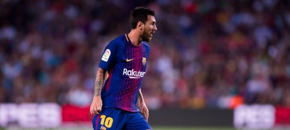 "Real Madrid a incercat sa-l transfere pe Messi! ""Galacticii"", dispusi sa achite clauza de reziliere a starului Barcelonei: detalii de la negocieri"
