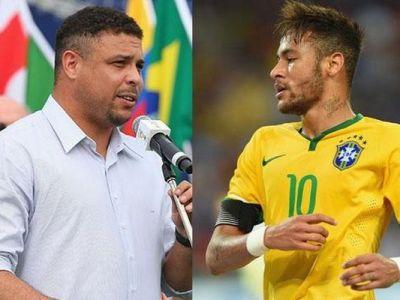 """Ronaldo a vorbit sincer despre transferul lui Neymar la PSG si crede ca NU a fost o decizie buna! Ce a spus """"Il Fenomeno"""""""