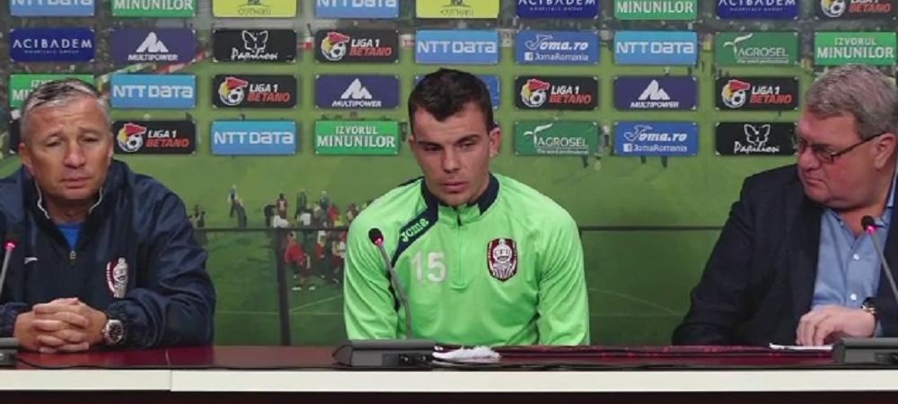 Dan Nistor, Pacala si Danila Prepeleac :) Bogdan Hofbauer, despre comedia ultimului transfer de la Dinamo
