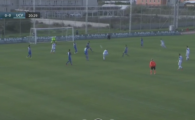 Craiova, invinsa de o echipa de liga a treia in primul amical al iernii. Consolarea oltenilor: Mitrita a marcat cel mai frumos gol al partidei: VIDEO