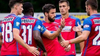 Steaua si-a stabilit meciurile amicale din al doilea stagiu de pregatire: trei adversari tari pentru echipa lui Dica