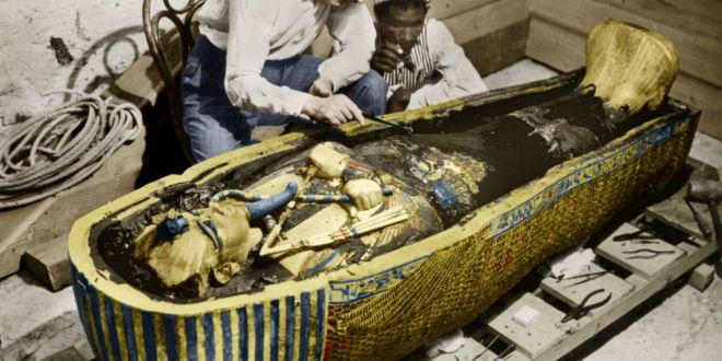 Descoperire uriasa in Egipt! Arheologii au gasit mormantul sotiei lui Tutankhamon