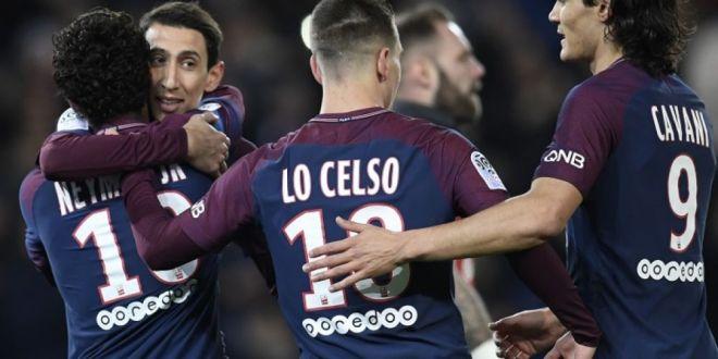 Scor incredibil facut de PSG in campionat! Doar Neymar a marcat de 4 ori cu Dijon! Mbappe, Di Maria si Cavani au punctat si ei