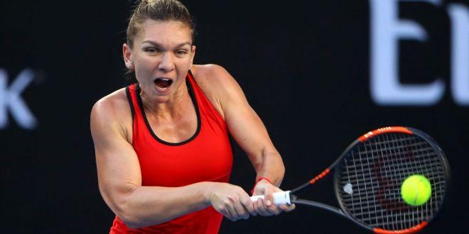 Simona Halep, dupa victoria categorica in fata lui Bouchad:  Simt durerea, dar nu ma gandesc la ea!  Declaratia care i-a facut pe australieni sa o aplaude