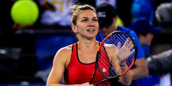 Inca nu sunt 100%!  Simona Halep vorbeste despre duelul cu Lauren Davis de la Australian Open