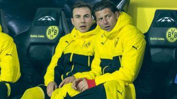 Probabil cea mai tare gluma a saptamanii: Borussia Dortmund a fost disperata sa il ia pe Stanciu! Gotze ar fi sarit din primul 11 :)