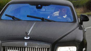 Pogba si-a cumparat ultima limuzina Rolls Royce cu salariul pe o SAPTAMANA! Toti colegii l-au admirat la antrenament. FOTO