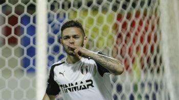 """Prima """"reactie"""" a lui Alex Ionita dupa transferul la CFR Cluj! Atacantul de 1 milion de euro a intrat pe Facebook si si-a schimbat statusul :)"""