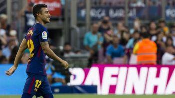 FC Barcelona mai vinde un jucator dupa transferul lui Coutinho! Unde va juca Rafinha Alcantara