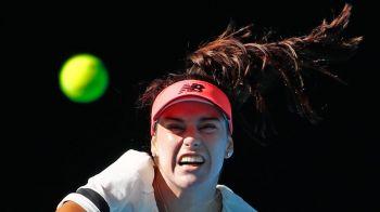 O noua victorie romaneasca! Sorana Cirstea, in optimi la dublu! Kerber a UMILIT-O pe Sharapova in 2 seturi!