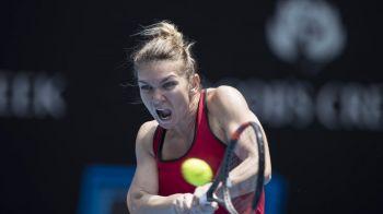 """Reactie dupa lupta EPICA a Simonei Halep de la Australian Open: """"Nu conteaza scorul, ci cat de mult poti sa ramai in viata!"""""""