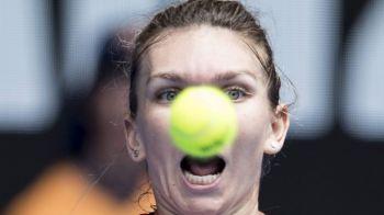 Simona Halep, aproape de LESIN dupa meciul ULUITOR cu Davis! Cum a fotografiat-o Darren Cahill la vestiar! FOTO