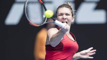 Simona Halep si-a aflat adversara din optimile Australian Open! Se dueleaza cu o jucatoare din Japonia, nr 72 WTA!