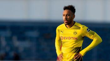 Borussia Dortmund confirma ca a primit oferta de la Arsenal pentru Aubameyang! Ce se intampla cu golgheterul lui BVB