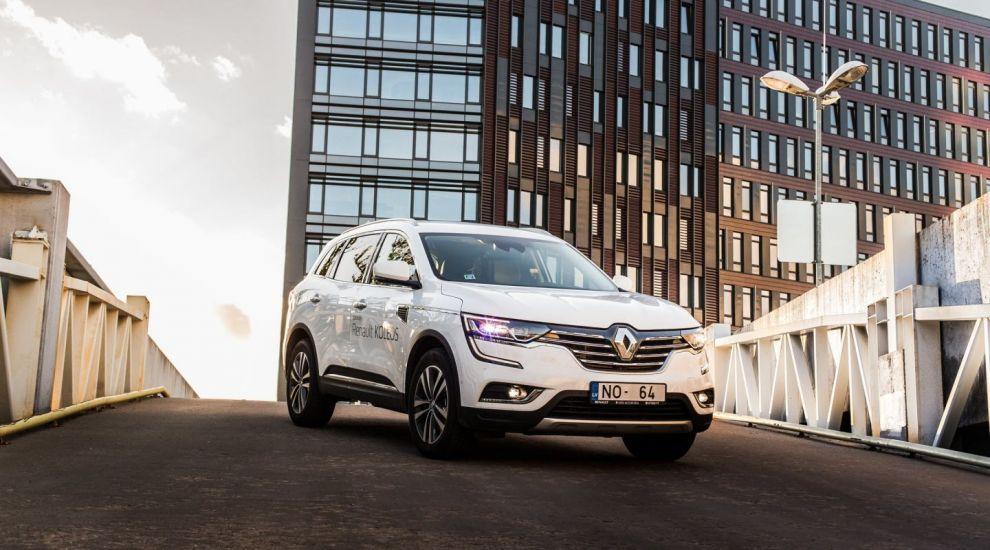 (P) Renault: Design francez pentru piețele internaționale
