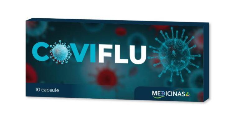(P) Coviflu - primul supliment care amelioreaza simptomele cu ajutorul naturii
