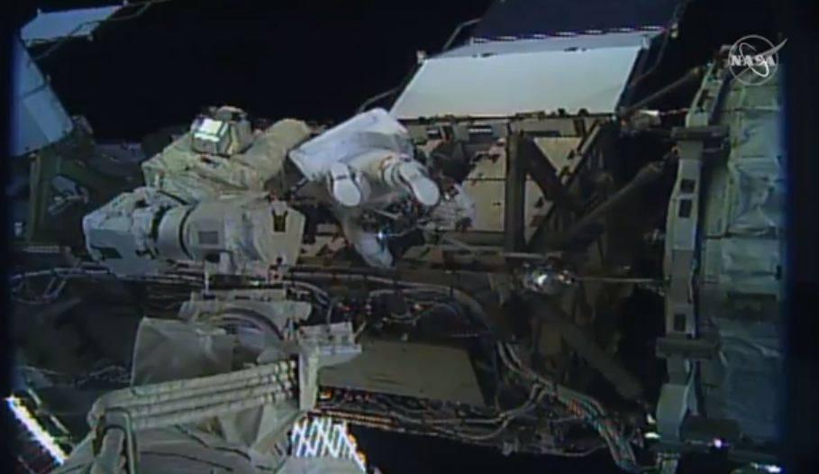Moment istoric pentru omenire. A avut loc prima misiune spațială realizată doar de feme