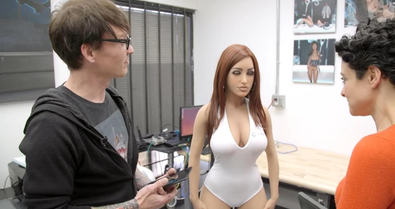 Au fost creati robotii pentru sex! Iti recunosc fata si initiaza conversatii! Revolutie pe piata mondiala