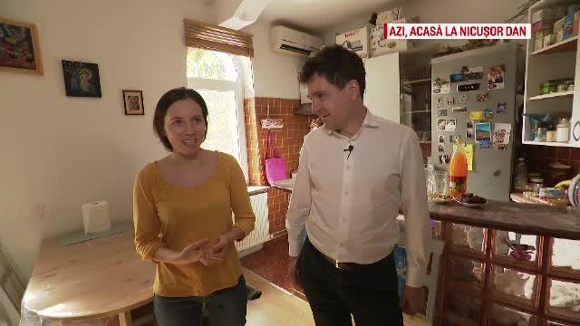 Cât plătește chirie Nicușor Dan pentru apartamentul din Sectorul 5. Noul primar al Capitalei a acordat un interviu pentru Știrile PRO TV