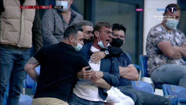 Incidente socante la Craiova! A vrut sa-l ia la bataie pe stadion. Ce s-a intamplat