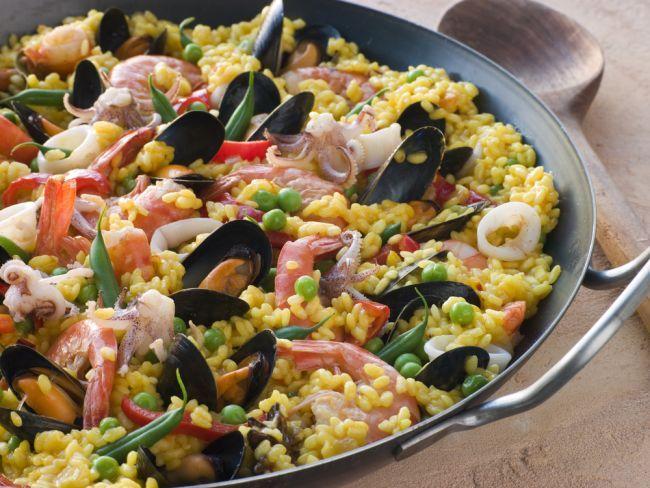 Bucataria spaniola - o bucatarie binecuvantata de mare si soare