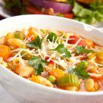 Supa bogata de iarna - Minestrone