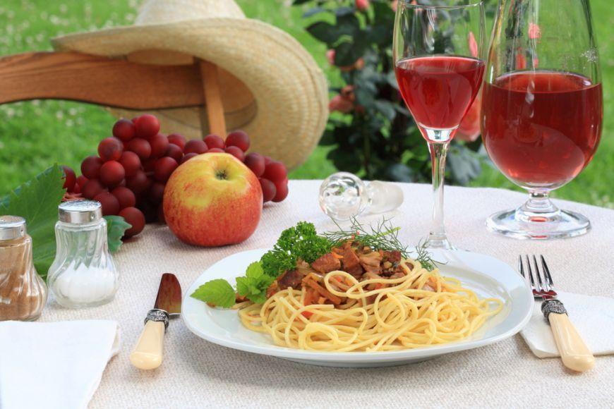 Vinurile bune si mancarea italiana – un deliciu pentru gurmanzi