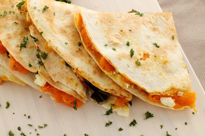 Quesadillas sau cum sa te bucuri de branza si tortillas in stil caliente