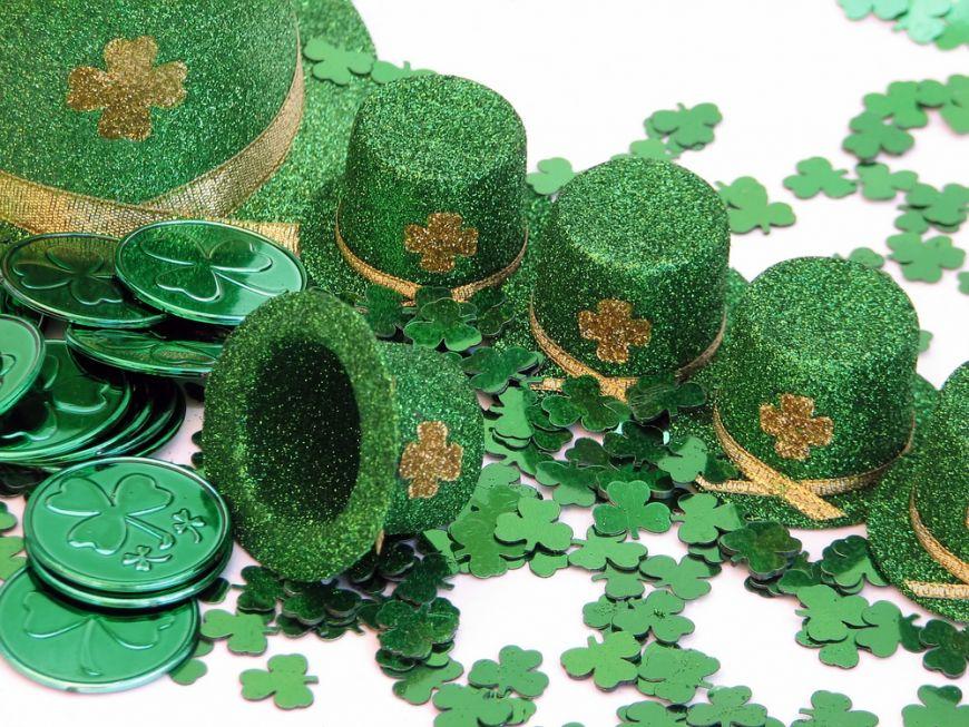 Sarbatoare verde in stil irlandez