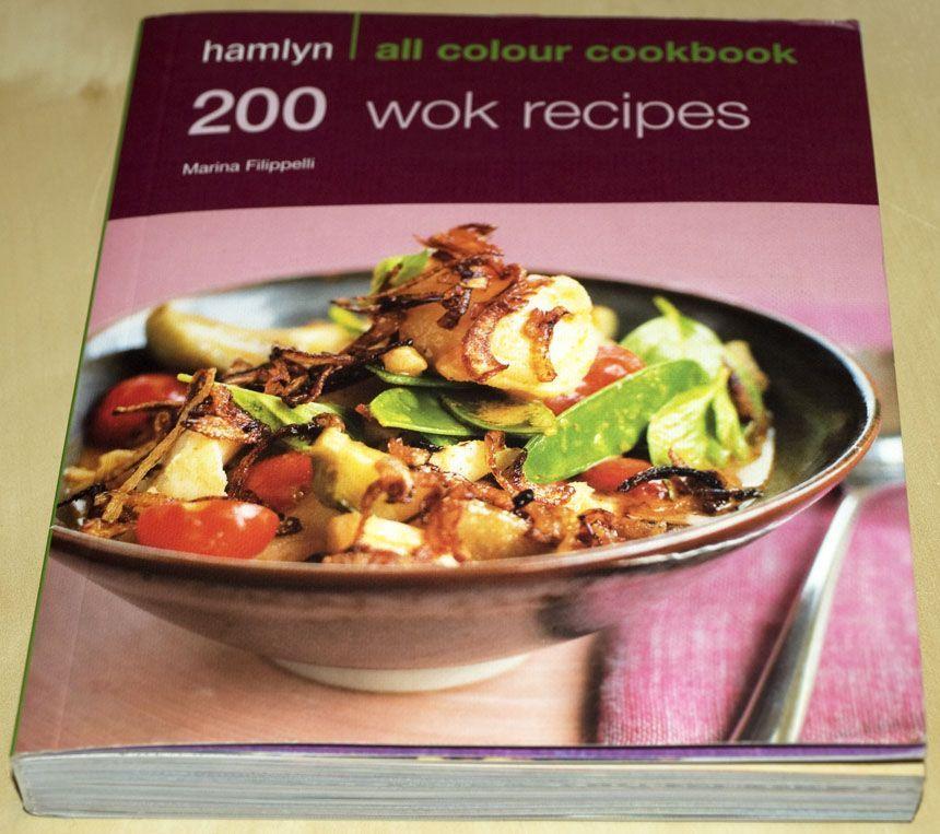 Recomandare Foodstory: 200 Wok Recipes