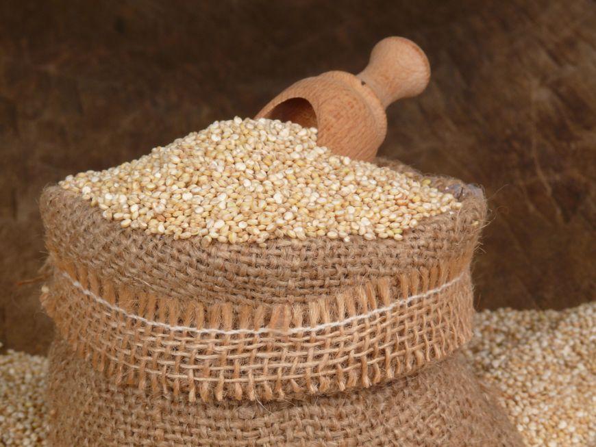 Quinoa - alimentul minune care a ajuns trufanda in tara lui