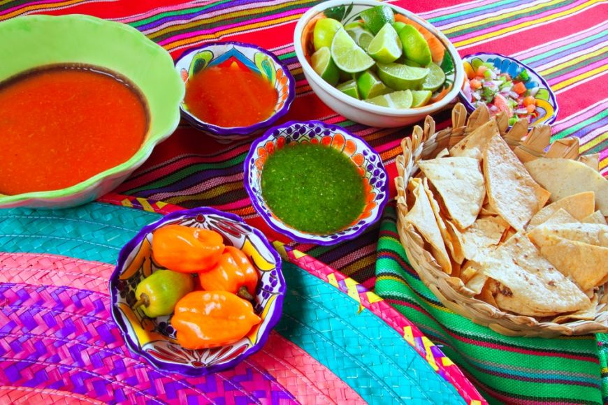 Incepe fiesta! Petrece cu tortillas si tequila in stil mexican