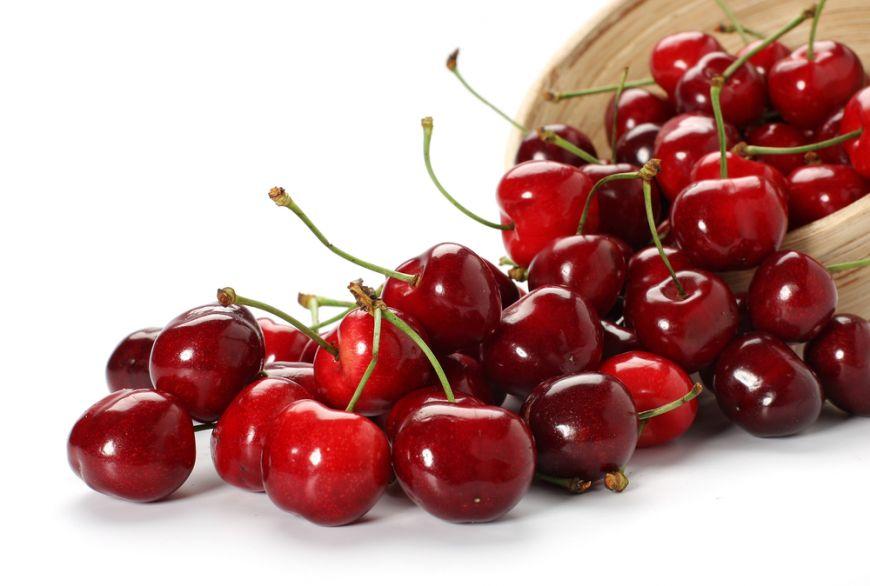 Fructul saptamanii: ciresele