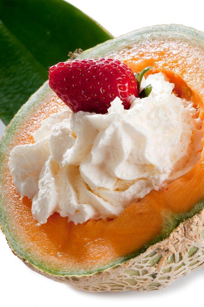Reteta de vedeta: Ioana Maria Moldovan recomanda un desert delicios pentru vara - pepene cu inghetata