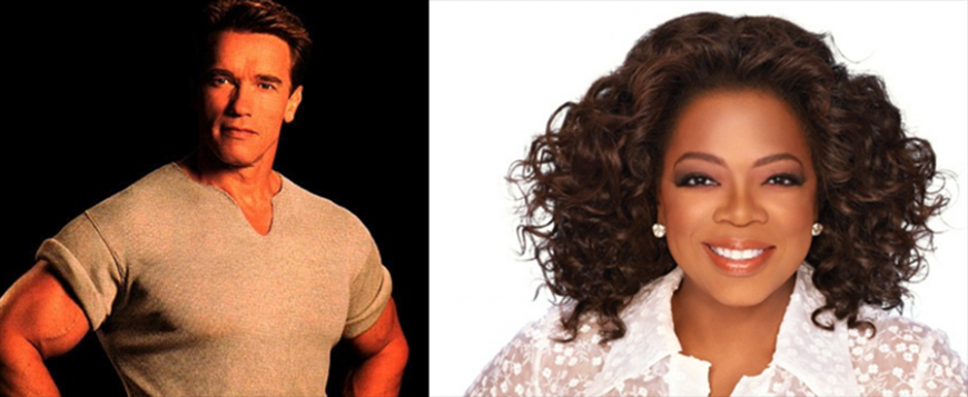 Meniu de vedeta. Cum arata o masa perfecta pentru Arnold, Oprah sau Demi Moore