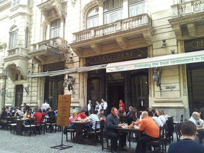 Unde iesim cu prietenii? Top 5 berarii din Bucuresti