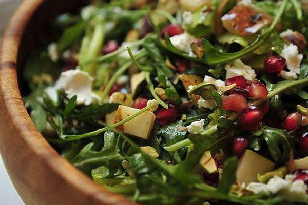Cea mai buna salata de toamna: incearca o combinatie indrazneata cu produsele de sezon
