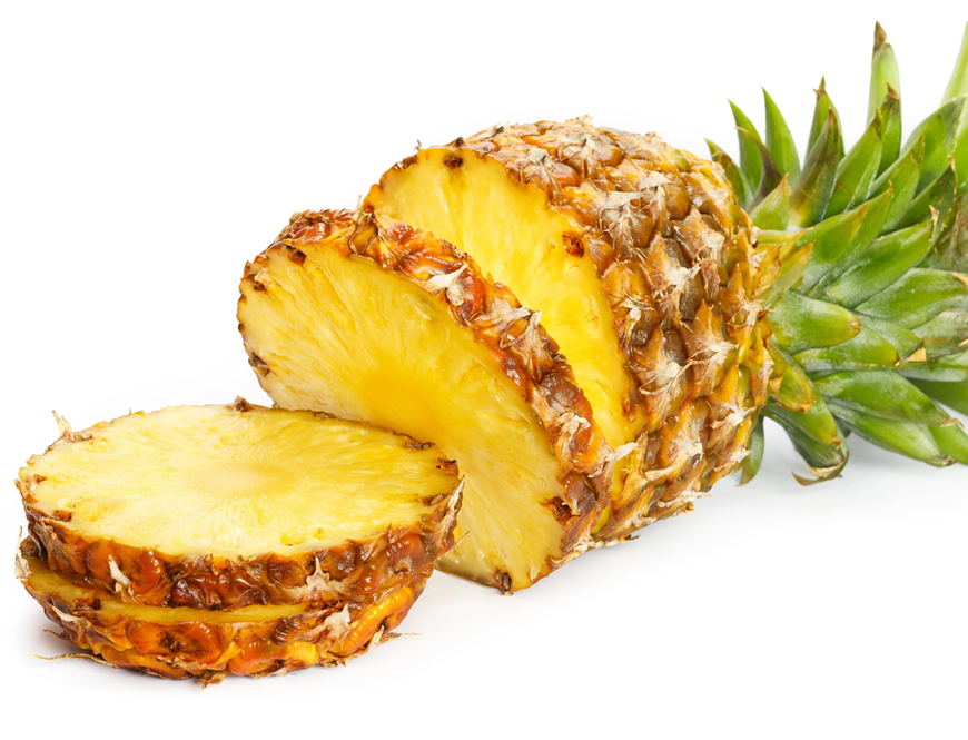 Cum sa alegi si sa cureti corect un ananas VIDEO