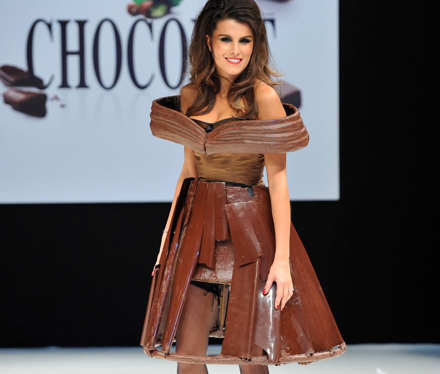 Salon Du Chocolat 2012: imagini de la cel mai delicios festival din lume