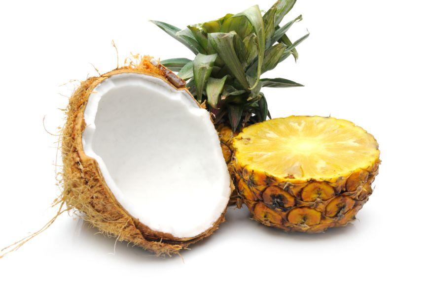 Un nou fruct? Australienii au inventat ananasul cu aroma de nuca de cocos