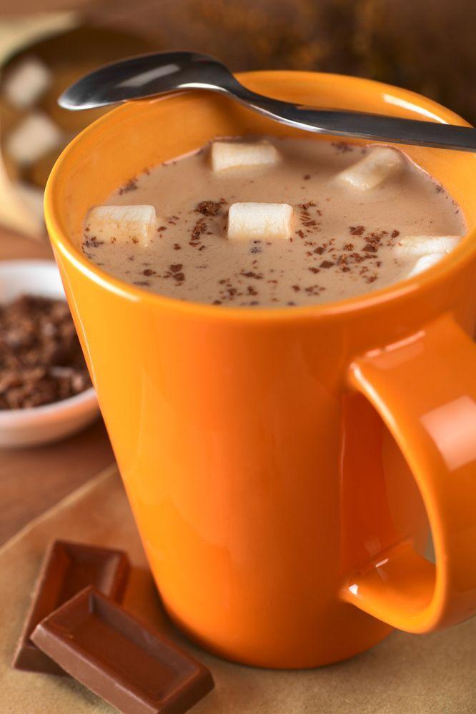 Cel mai simplu truc pentru a face ciocolata calda mai gustoasa! Chiar oamenii de știință l-au studiat