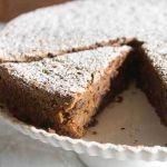 Tort cu ciocolata si castane