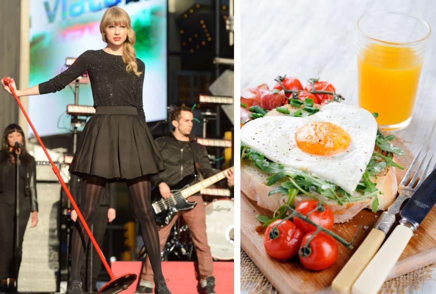 Dieta de vedeta: ce gasesti in frigiderul lui Taylor Swift
