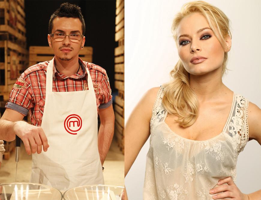 Laura Cosoi a gatit cu Bogdan Alexandrescu de la MasterChef. Ce reteta delicioasa au gatit impreuna