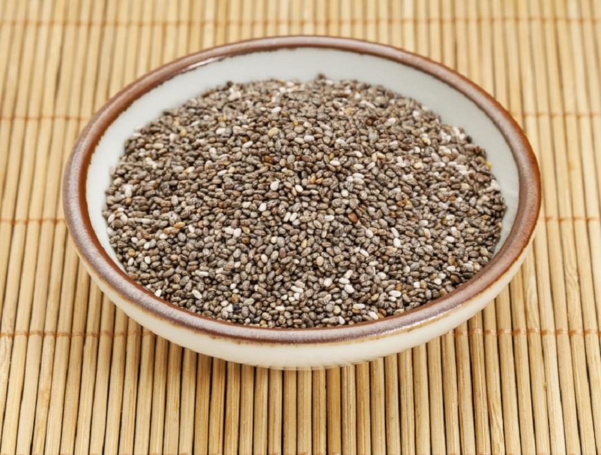 Am văzut recent ca poţi sa slăbeşti dacă consumi seminţe de chia la micul dejun, a încercat cineva