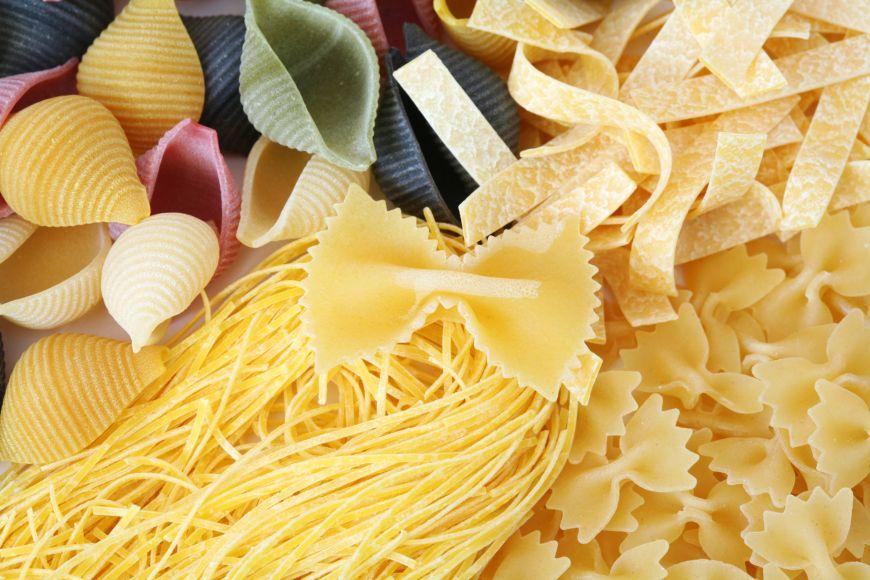 Numele pastelor italiene explicate. Cum sa faci deosebirea intre ele